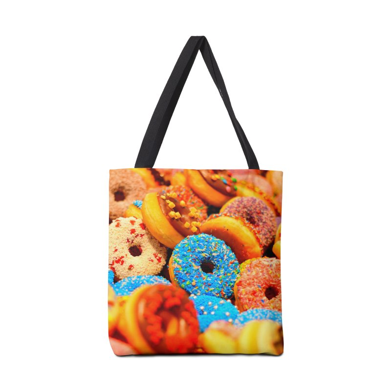 DONUTS Accessories Bag by THE ORANGE ZEROMAX STREET COUTURE