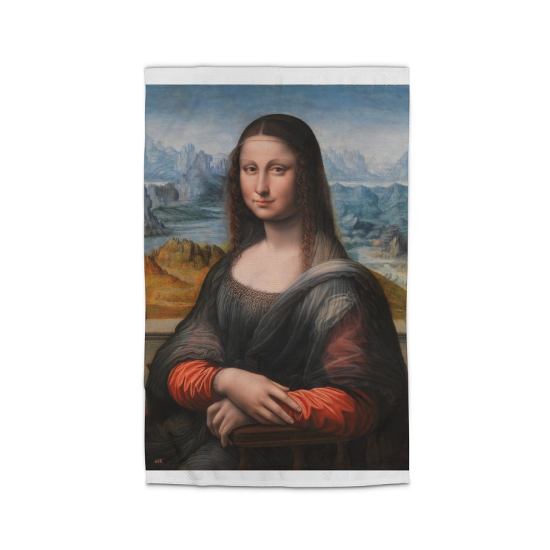 MONA LISA Home Rug by THE ORANGE ZEROMAX STREET COUTURE