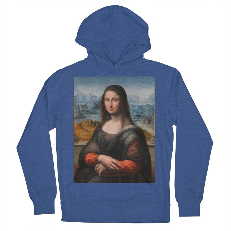 MONA LISA Women's French Terry Pullover Hoody by THE ORANGE ZEROMAX STREET COUTURE