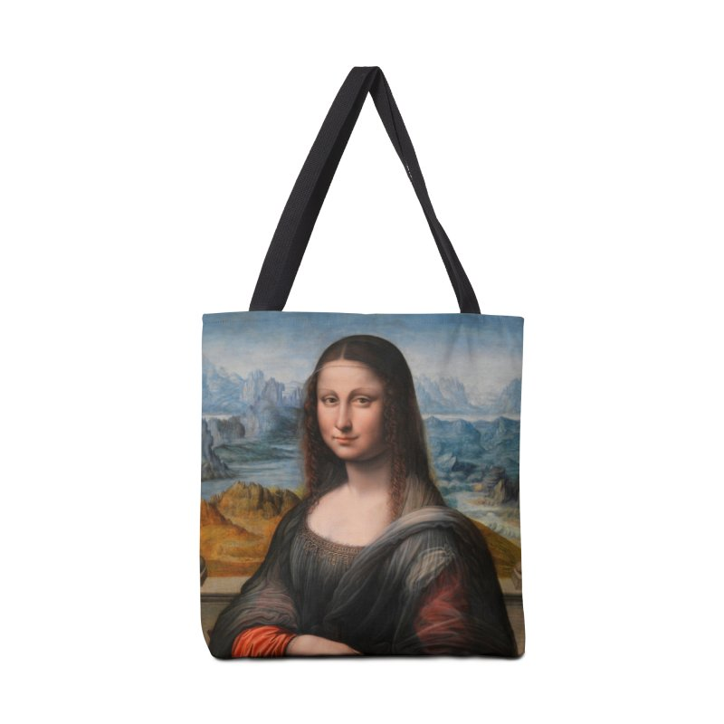 MONA LISA Accessories Bag by THE ORANGE ZEROMAX STREET COUTURE