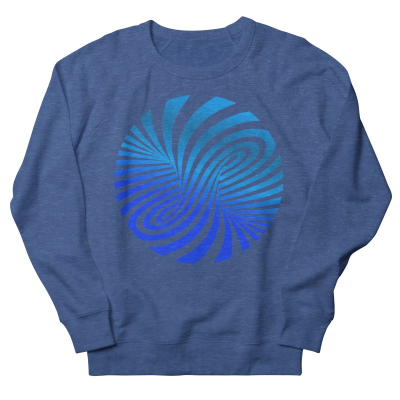 RETRO ROUNDS Men's Sweatshirt by THE ORANGE ZEROMAX STREET COUTURE