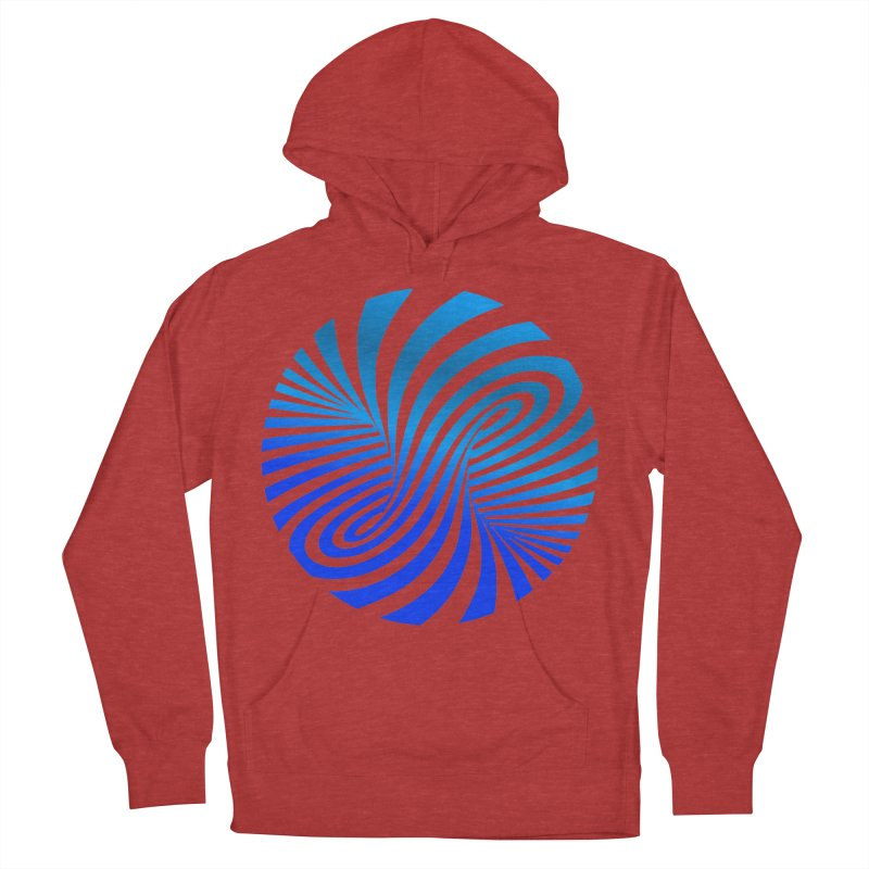 RETRO ROUNDS Men's Pullover Hoody by THE ORANGE ZEROMAX STREET COUTURE