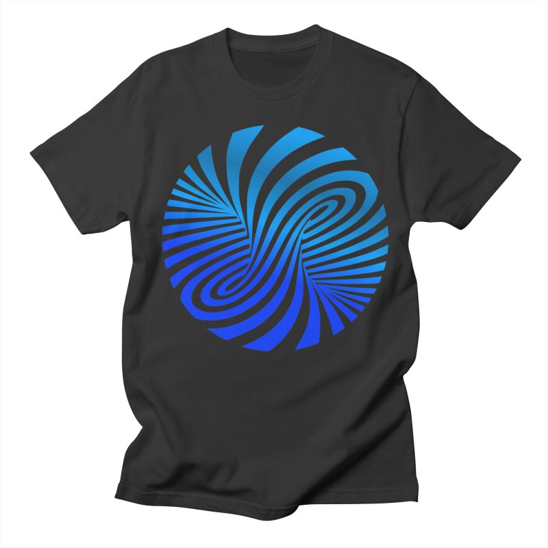 RETRO ROUNDS Women's Regular Unisex T-Shirt by THE ORANGE ZEROMAX STREET COUTURE