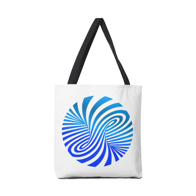 RETRO ROUNDS Accessories Bag by THE ORANGE ZEROMAX STREET COUTURE