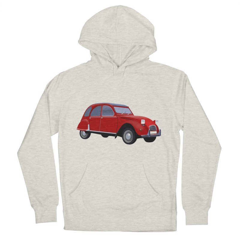 VOITURE Men's Pullover Hoody by THE ORANGE ZEROMAX STREET COUTURE