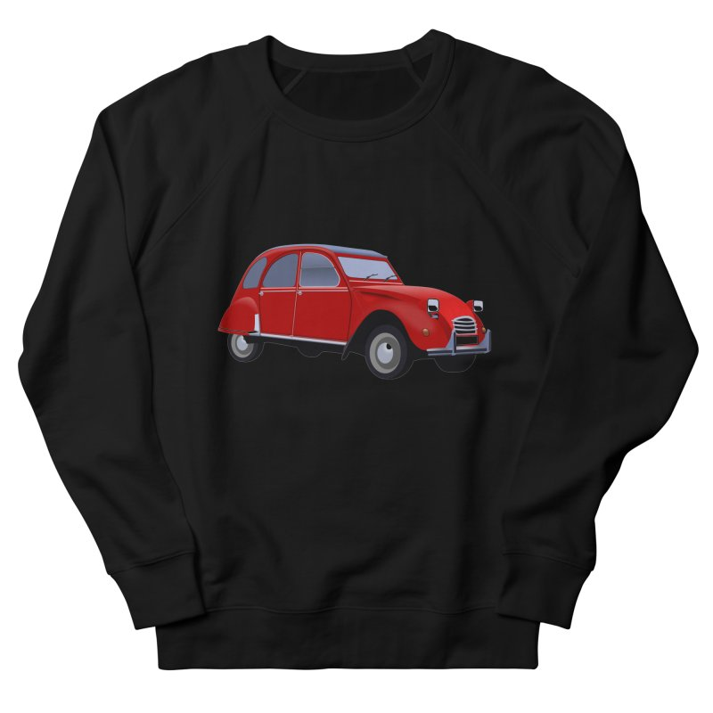 VOITURE Women's Sweatshirt by THE ORANGE ZEROMAX STREET COUTURE