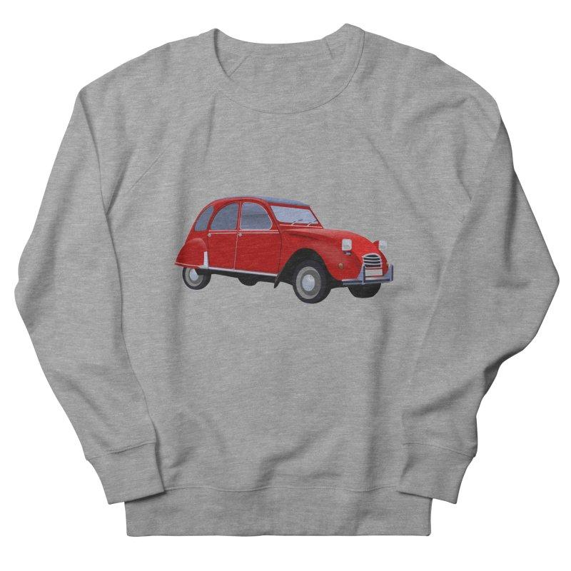 VOITURE Men's Sweatshirt by THE ORANGE ZEROMAX STREET COUTURE