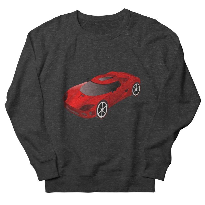 VOITURE-2 Men's Sweatshirt by THE ORANGE ZEROMAX STREET COUTURE