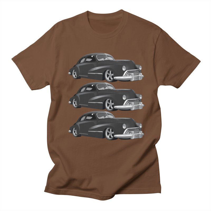 VOITURE-3 Men's T-shirt by THE ORANGE ZEROMAX STREET COUTURE