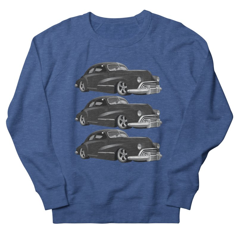 VOITURE-3 Women's Sweatshirt by THE ORANGE ZEROMAX STREET COUTURE