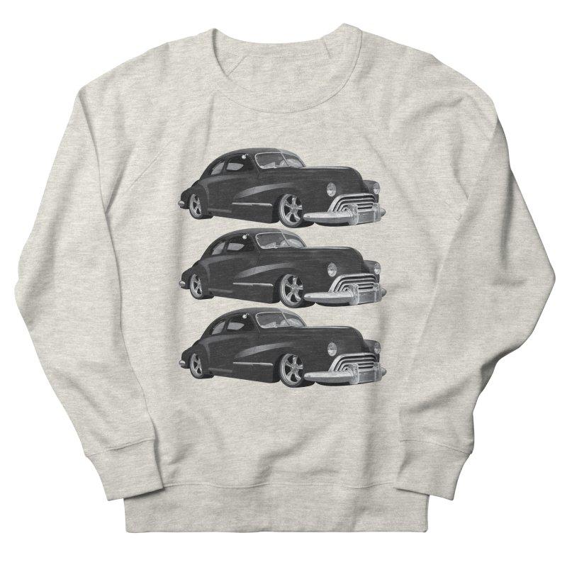 VOITURE-3 Men's Sweatshirt by THE ORANGE ZEROMAX STREET COUTURE