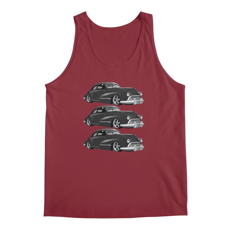 VOITURE-3 Men's Tank by THE ORANGE ZEROMAX STREET COUTURE