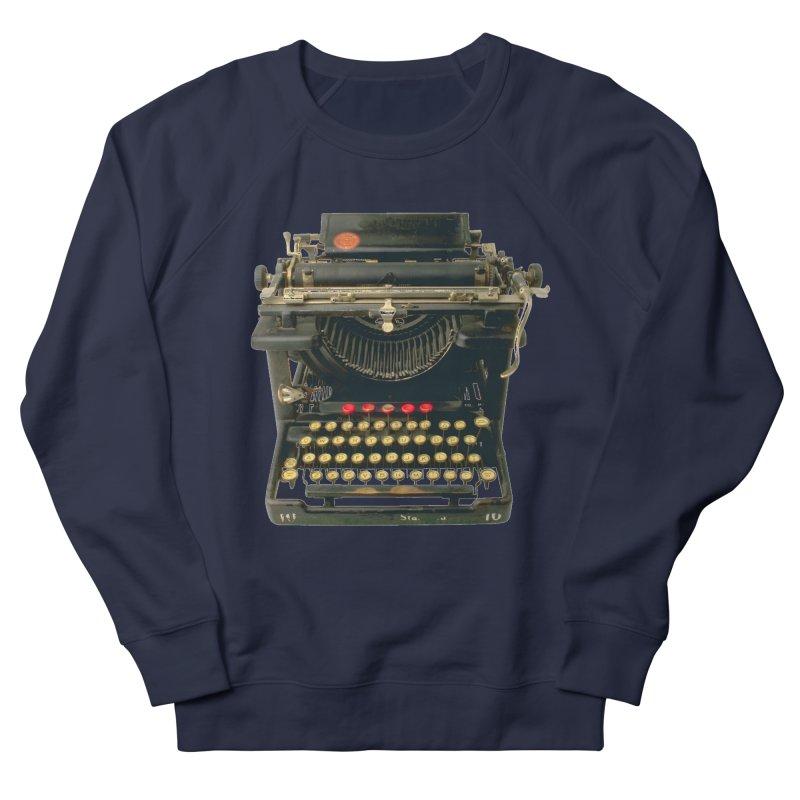 TYPEWRITER Women's Sweatshirt by THE ORANGE ZEROMAX STREET COUTURE