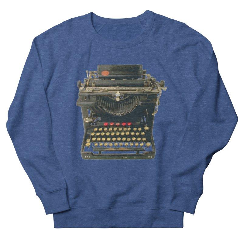TYPEWRITER Men's Sweatshirt by THE ORANGE ZEROMAX STREET COUTURE