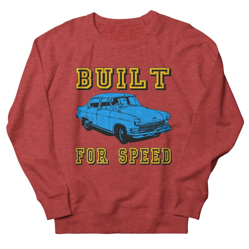 BUILT FOR SPEED-777 Men's Sweatshirt by THE ORANGE ZEROMAX STREET COUTURE