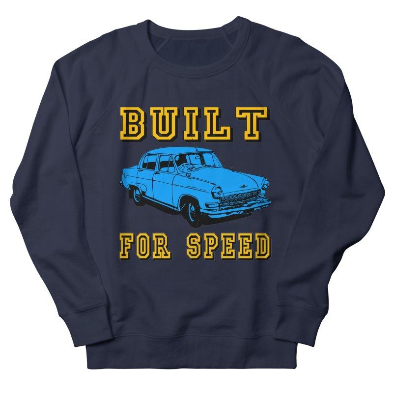 BUILT FOR SPEED-777 Men's Sweatshirt by THE ORANGE ZEROMAX STREET COUTURE