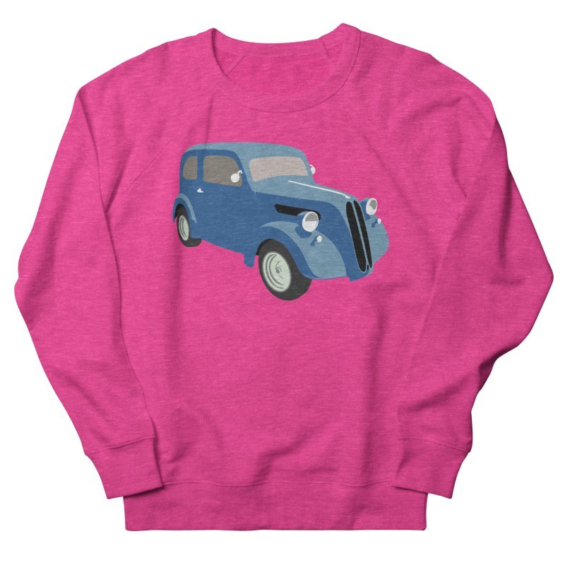 VOITURE-5 Women's Sweatshirt by THE ORANGE ZEROMAX STREET COUTURE