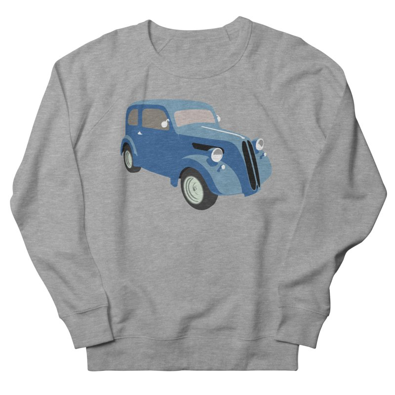 VOITURE-5 Men's Sweatshirt by THE ORANGE ZEROMAX STREET COUTURE