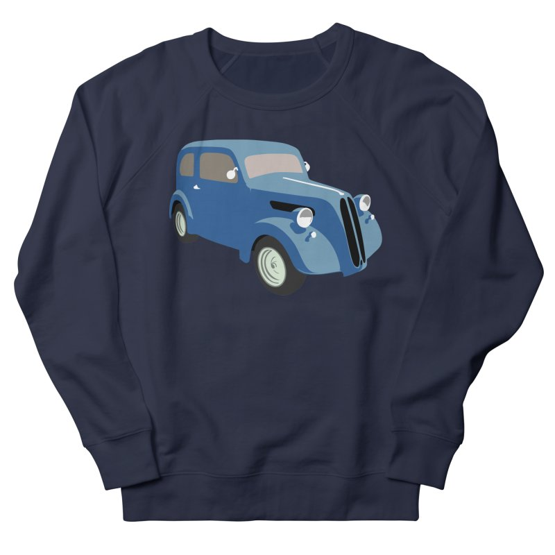 VOITURE-5 Men's Sweatshirt by THE ORANGE ZEROMAX STREET COUTURE