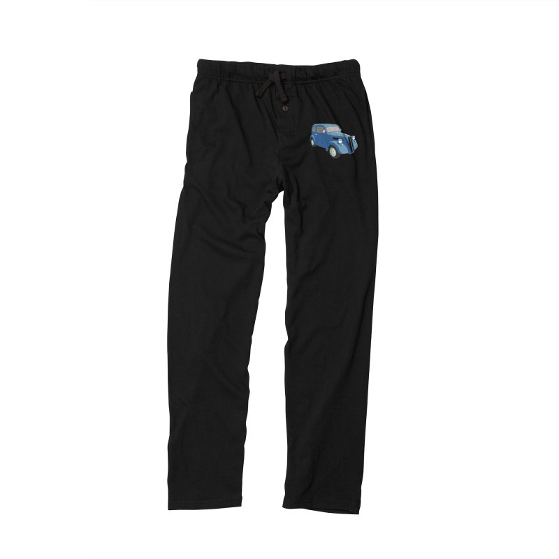VOITURE-5 Men's Lounge Pants by THE ORANGE ZEROMAX STREET COUTURE