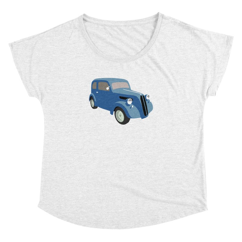 VOITURE-5 Women's Dolman by THE ORANGE ZEROMAX STREET COUTURE