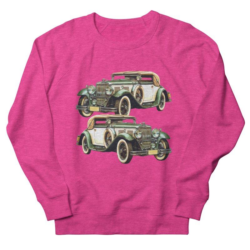 VOITURE-6 Men's Sweatshirt by THE ORANGE ZEROMAX STREET COUTURE