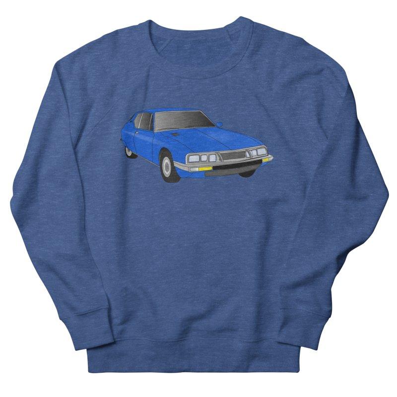 VOITURE-7 Men's Sweatshirt by THE ORANGE ZEROMAX STREET COUTURE