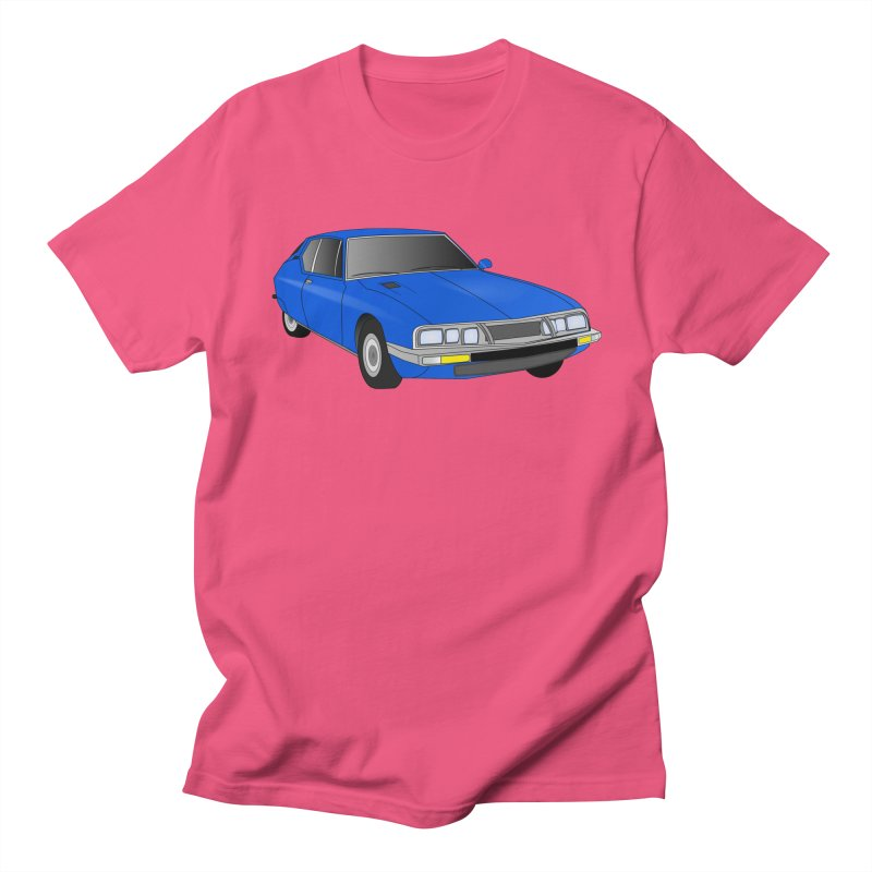 VOITURE-7 Men's T-shirt by THE ORANGE ZEROMAX STREET COUTURE