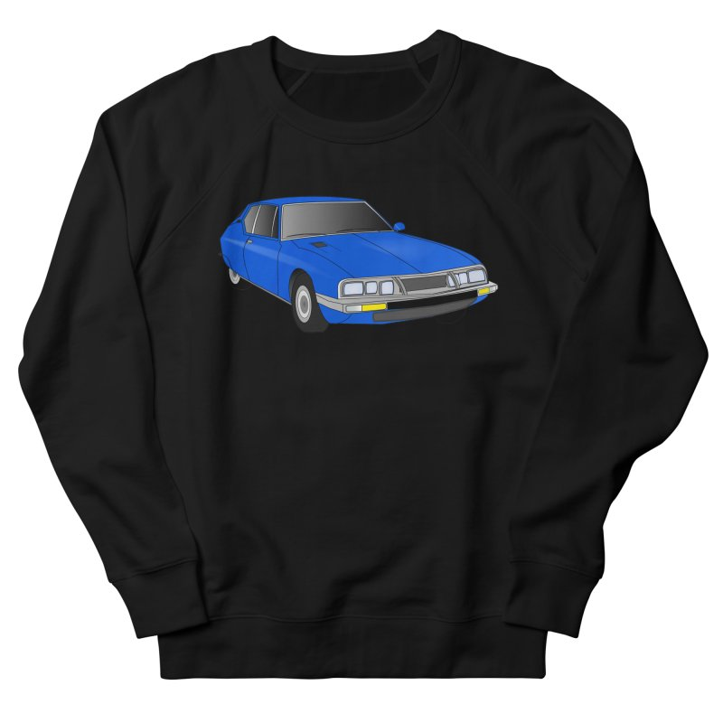 VOITURE-7 Women's Sweatshirt by THE ORANGE ZEROMAX STREET COUTURE