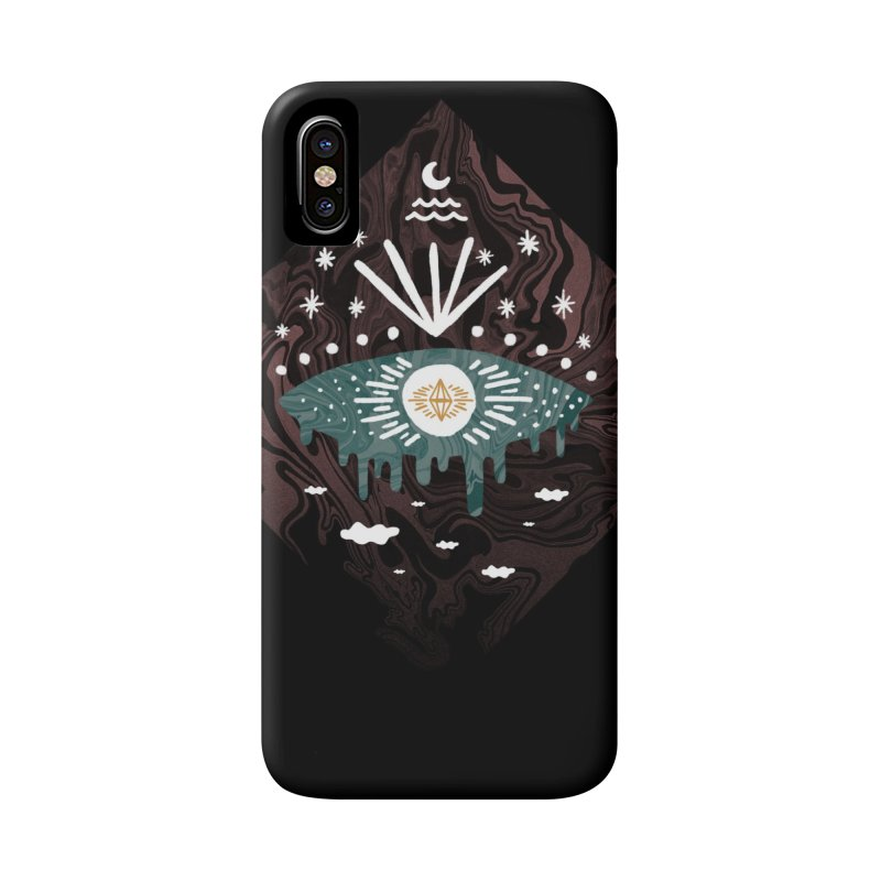 Oversight Accessories Phone Case by ordinary fox