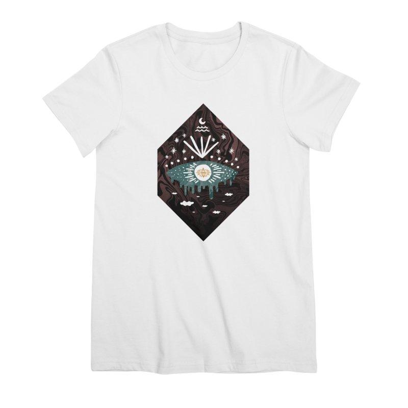 Oversight Women's Premium T-Shirt by ordinary fox