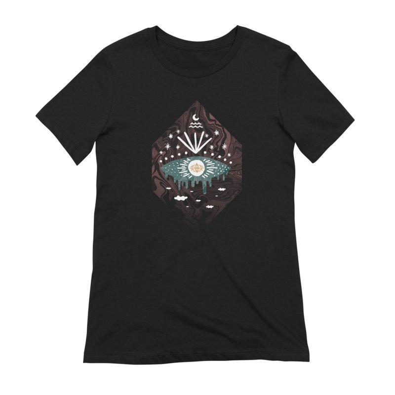 Oversight Women's Extra Soft T-Shirt by ordinary fox