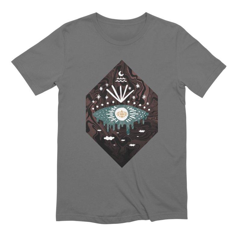 Oversight Men's Extra Soft T-Shirt by ordinary fox