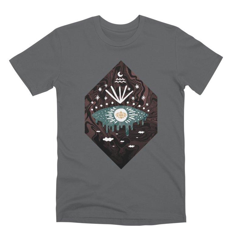 Oversight Men's Premium T-Shirt by ordinary fox