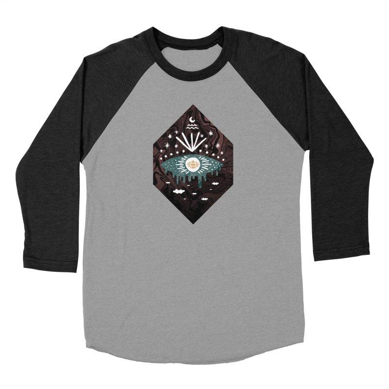 Oversight Women's Baseball Triblend Longsleeve T-Shirt by