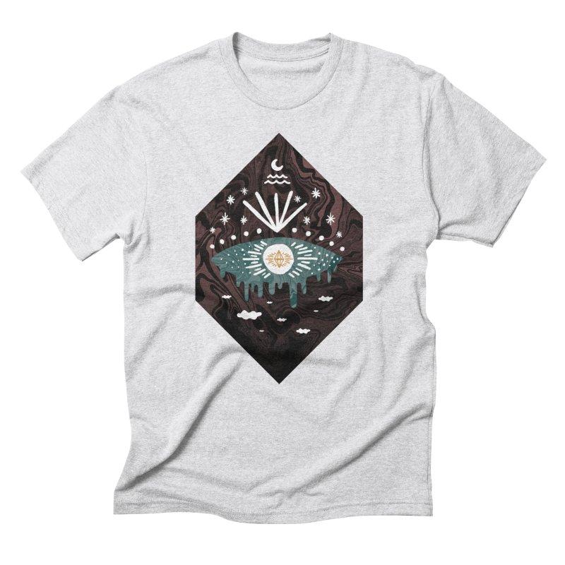 Oversight Men's Triblend T-Shirt by