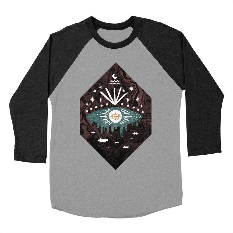 Oversight Women's Baseball Triblend Longsleeve T-Shirt by ordinary fox