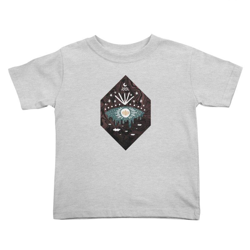 Oversight Kids Toddler T-Shirt by ordinary fox