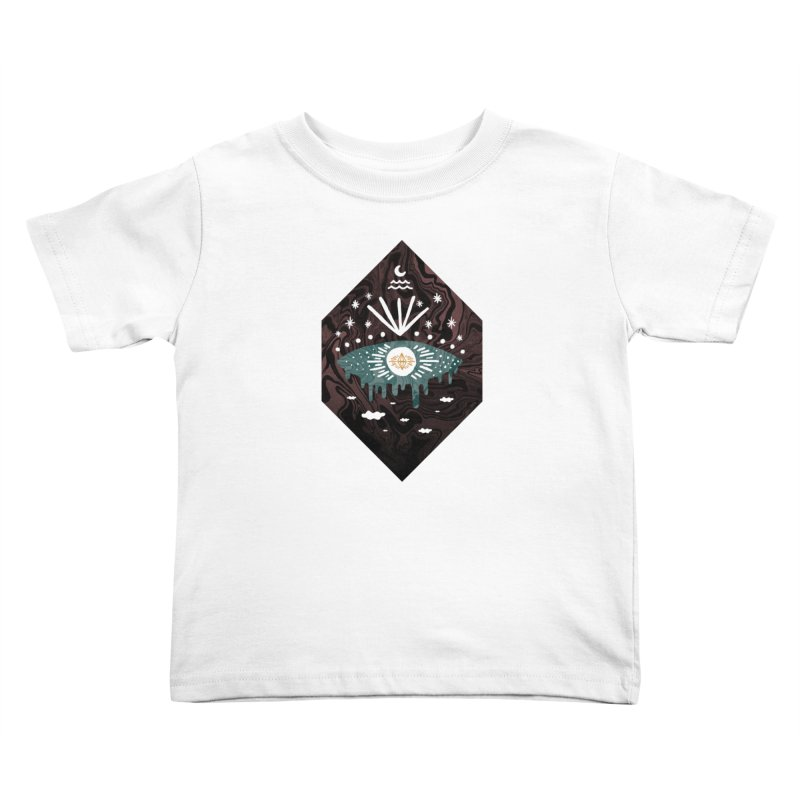 Oversight Kids Toddler T-Shirt by ordinary fox