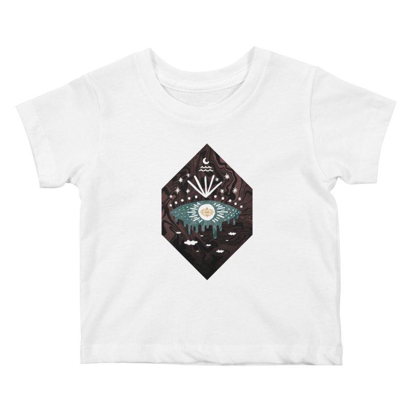 Oversight Kids Baby T-Shirt by ordinaryfox