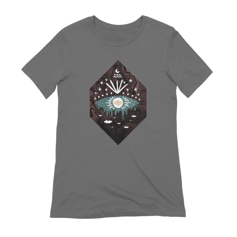 Oversight Women's T-Shirt by ordinaryfox