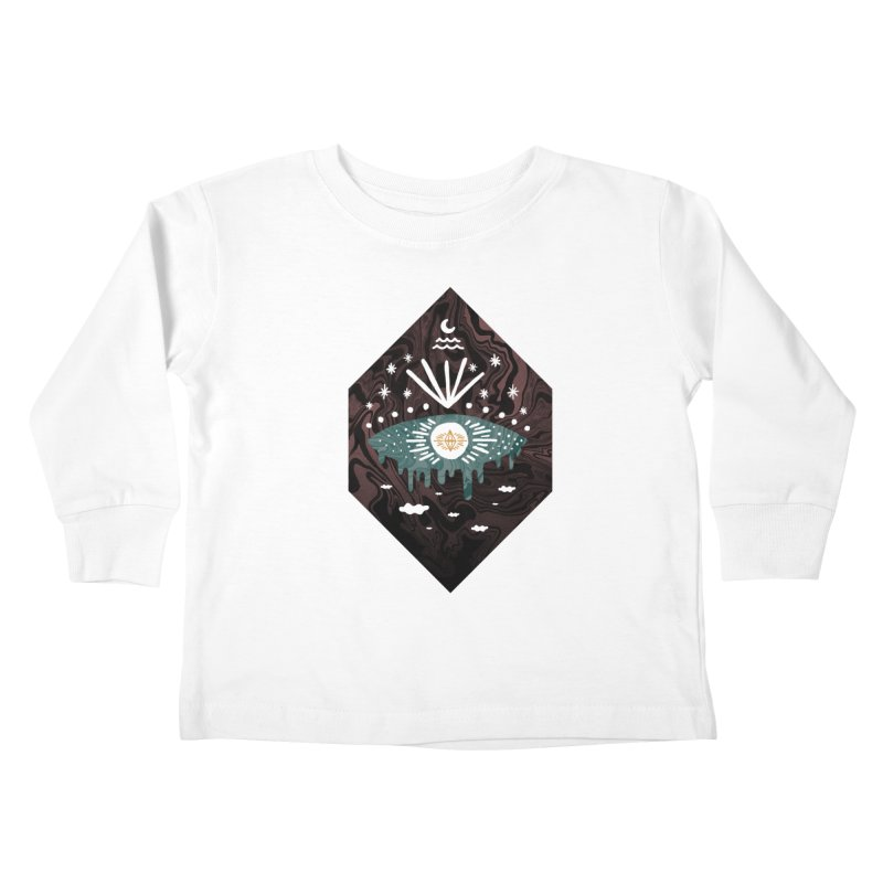 Oversight Kids Toddler Longsleeve T-Shirt by ordinary fox