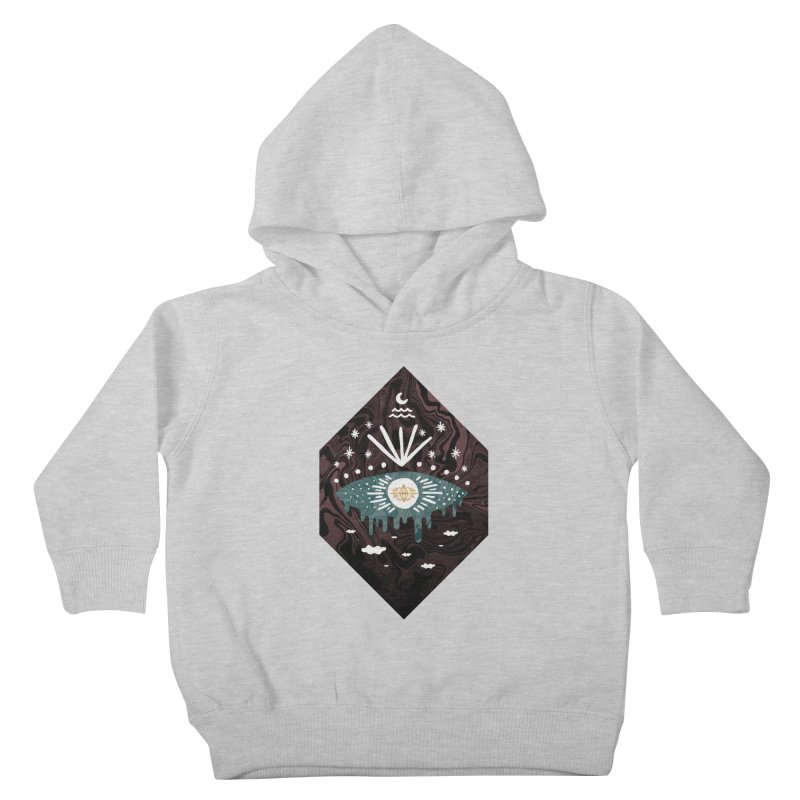 Oversight Kids Toddler Pullover Hoody by ordinary fox