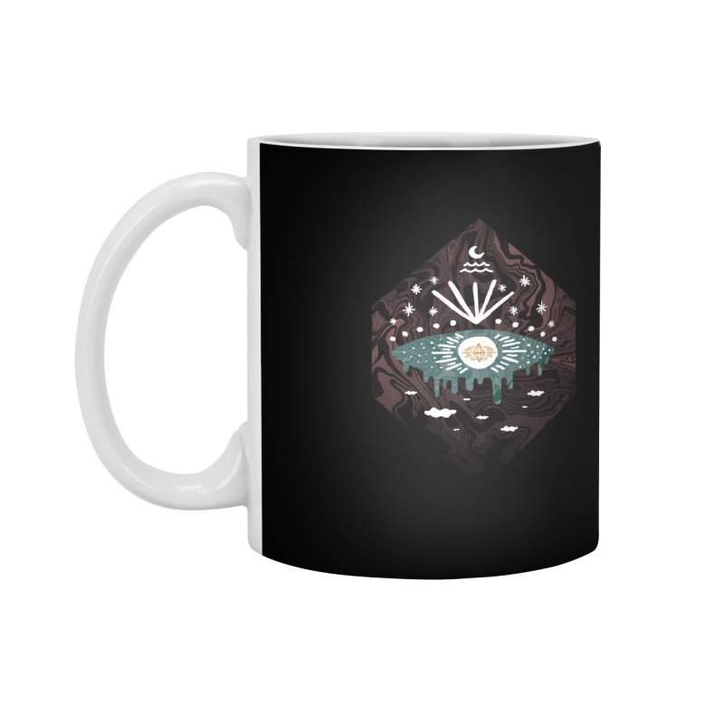 Oversight Accessories Mug by ordinaryfox