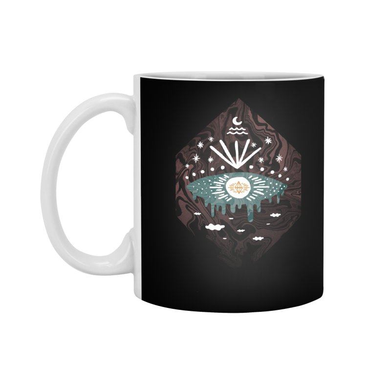 Oversight Accessories Standard Mug by ordinary fox