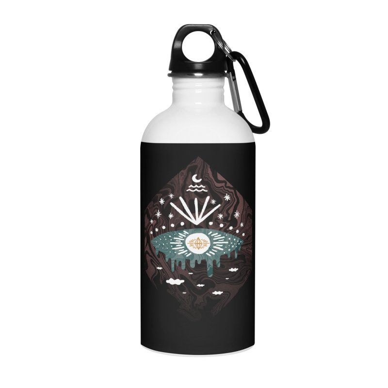 Oversight Accessories Water Bottle by ordinary fox