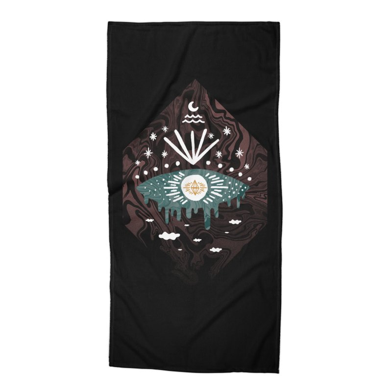 Oversight Accessories Beach Towel by ordinary fox