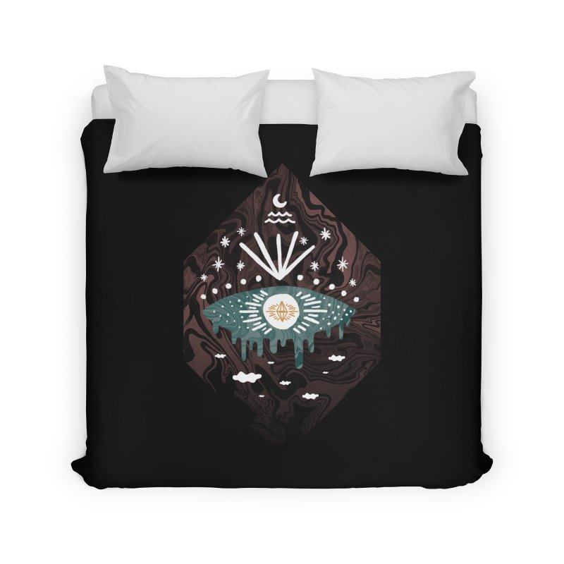 Oversight Home Duvet by ordinary fox