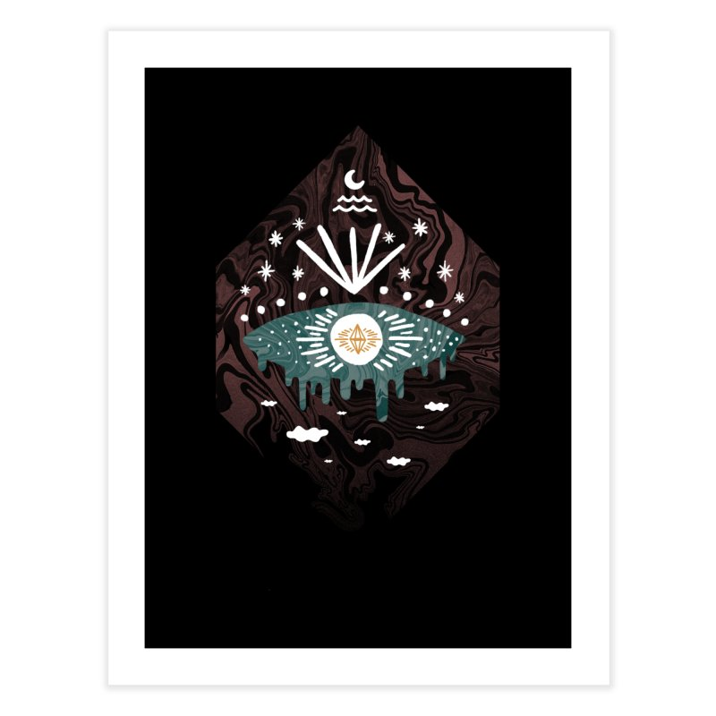 Oversight Home Fine Art Print by