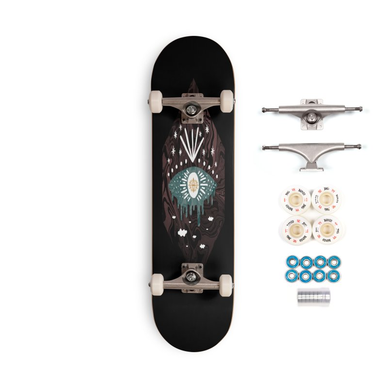 Oversight Accessories Complete - Premium Skateboard by ordinary fox